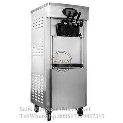 220V certyfikat ce nablatowa maszyna do lodów o wielu smakach w chinach