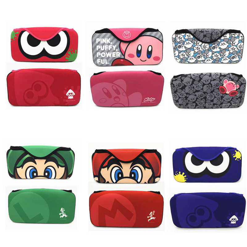Travel Carrying Storage Bag for Nintendo Switch NS Protective Box Game for Nintend Switch Cover Protector Store Pouch(China)