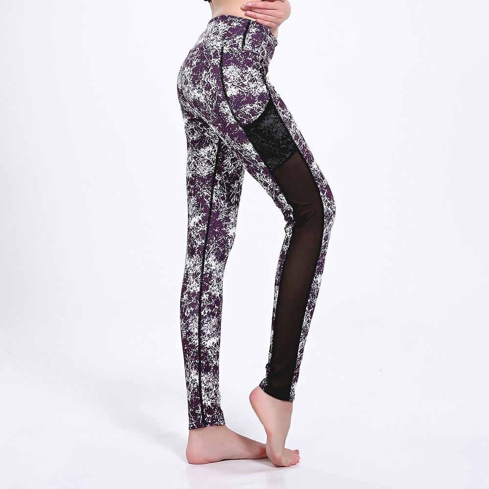 Klimt Oil Painting Print Leggings Fitness Women Fashion Sexy Digital Slim Gothic Creative Popular Pants BL-022