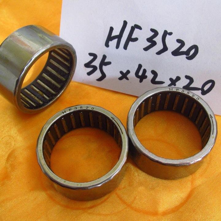 35mm*42mm*20mm HF3520 One Way Clutch Needle Roller Bearing 35x42x20 mm 4 PCS