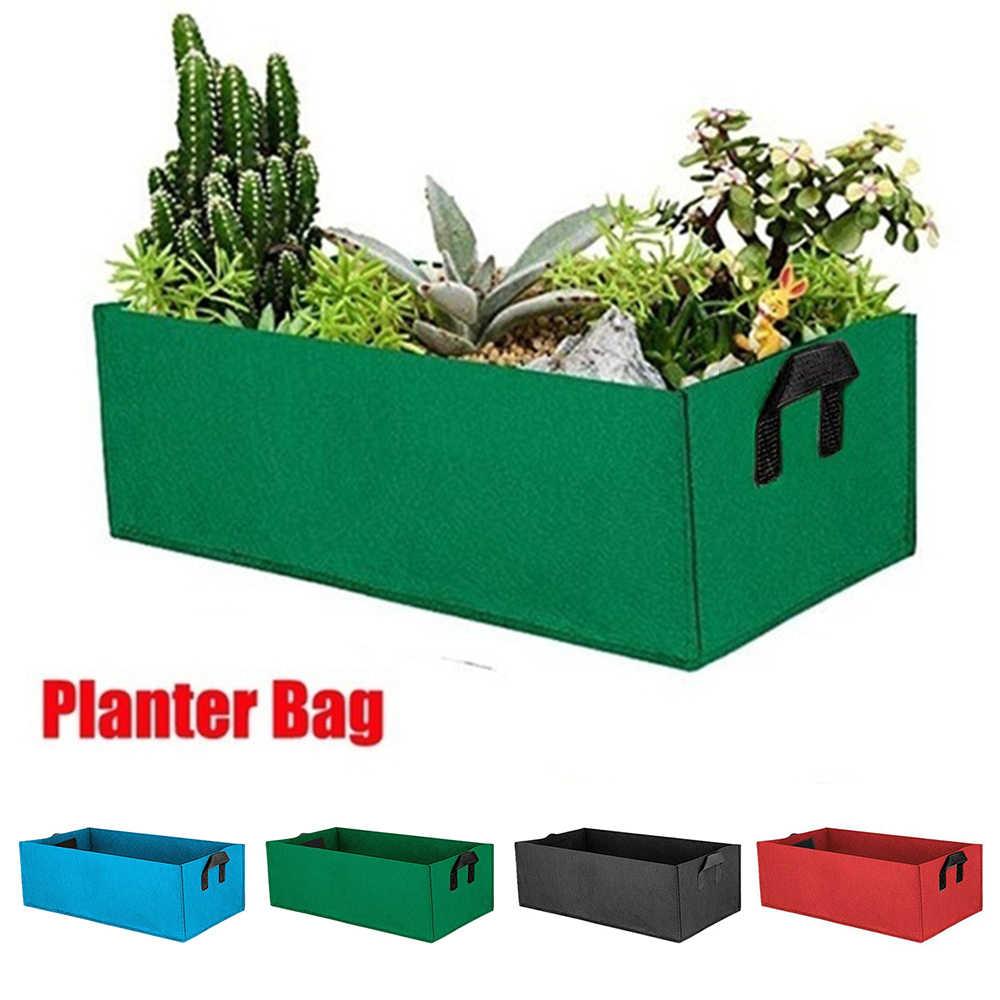 Nonwoven Plant Grow Bag Tomato Planting Bag Potato Grow Planter Box Vegetable Garden Bed Patio Storage Container Plants Flower Aliexpress