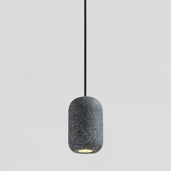 Nordic Modern Stone Chandelier Light Living Room Dining Room Bedroom Bedside Hanging Home Decor Industrial Lamp Led Lighting