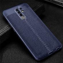For Xiaomi Redmi 9 Case For Redmi 9 Capas Shells Bumper TPU Leather For Fundas Redmi 9 A Note 8 T Pro 9 S Mi 10 Note Lite Cover