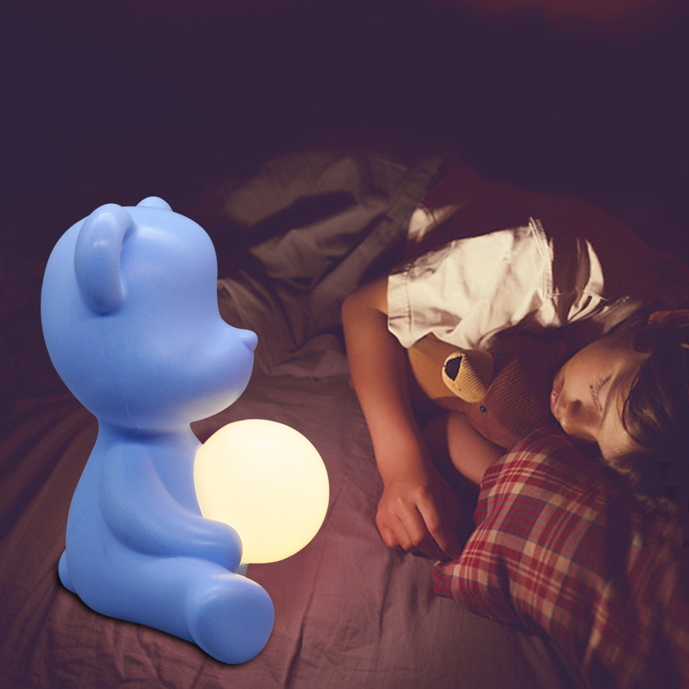 Светодиодный ночной Светильник FUMAT в винтажном стиле для спальни, Настольный светильник с попугаем, светодиодная лампа с птицей, светодиодн... - 2