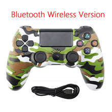 New Ps4 Wireless Bluetooth Press Controller Dualshock For So