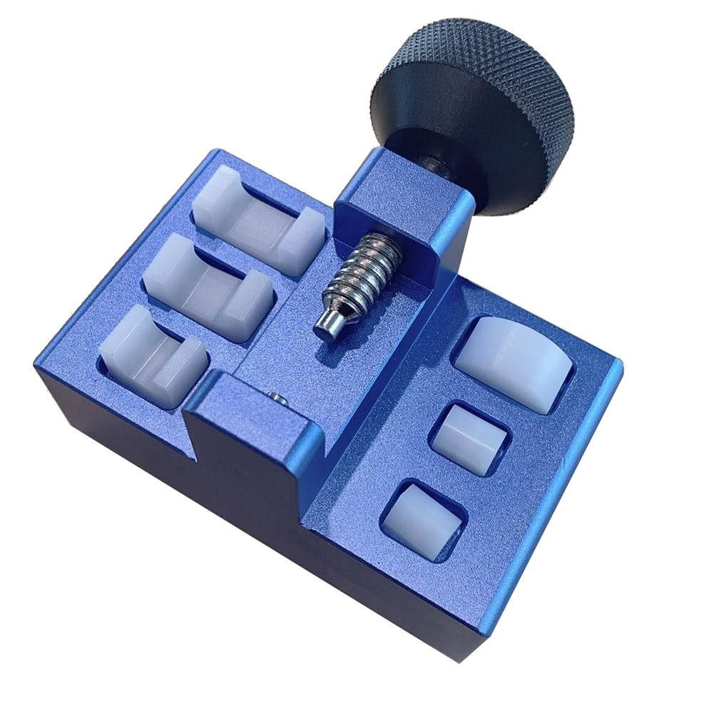 Инструмент для ремонта часов с модифицированными головками, портативные вращающиеся аксессуары для часов, долговечные ручные часовые аппа