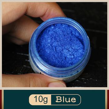 Jadalna żywność w proszku niebieski 10g barwnik pigmentowy do dekorowania chleba ciasto czekoladowe sztuki spożywczej tanie i dobre opinie CN (pochodzenie) -KSYF-