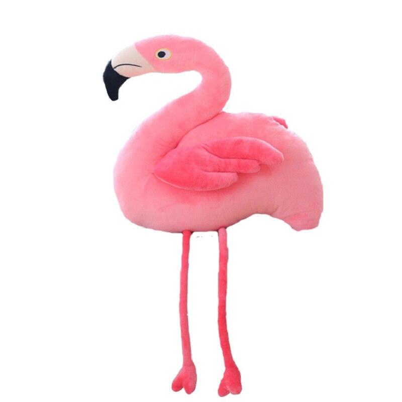 "15.7/"" Flamingo Plush Toy Soft Stuffed Animal Flamingo Bird Doll for Kids Gift"