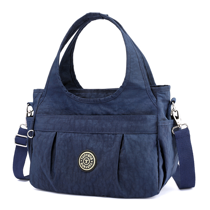 Baby Diaper Nappy Bags For Mom Nappy Bag Travel Outdoor  Diaper Shoulder Bags Infant Nursing Washable