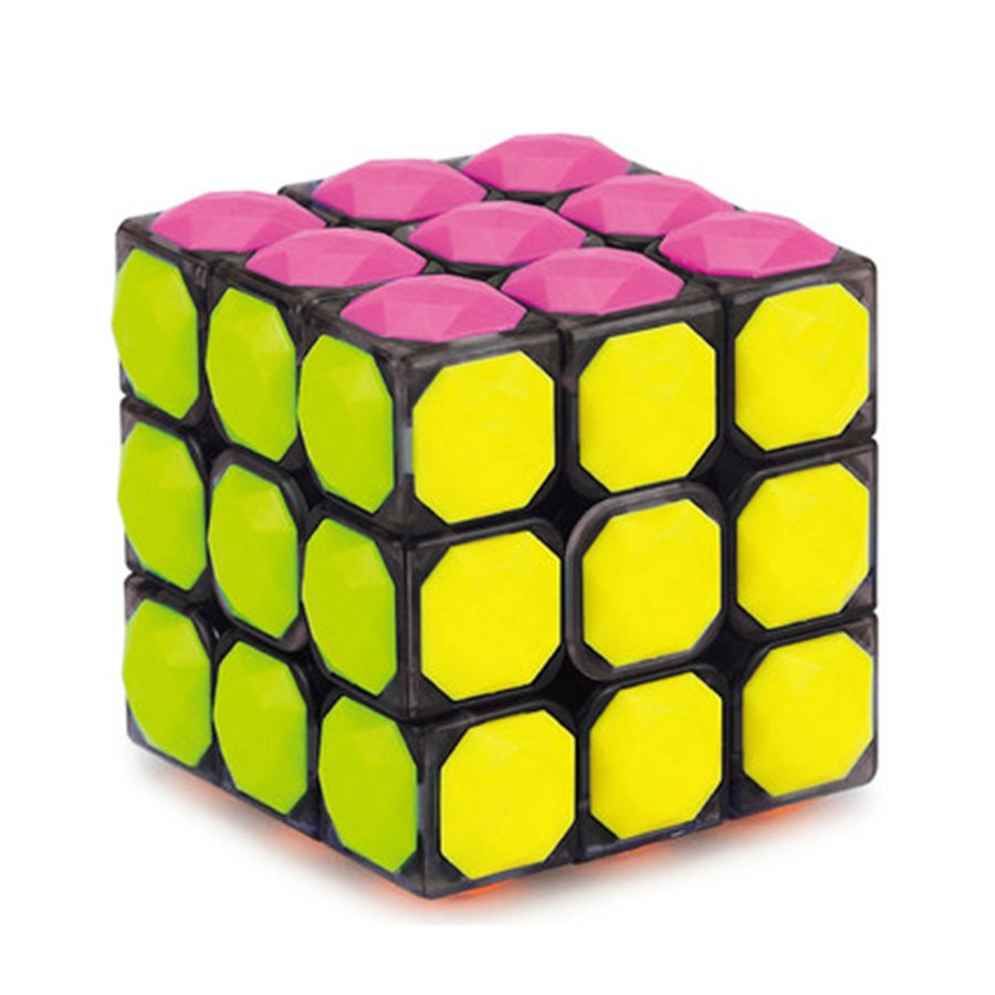 Magic Cubes Cubos Magicos Puzzles Speed Cubes Brinquedo Educativo Antistress 3 3 3 New Cube Kids Toys Stress Reliever EE50MF(China)