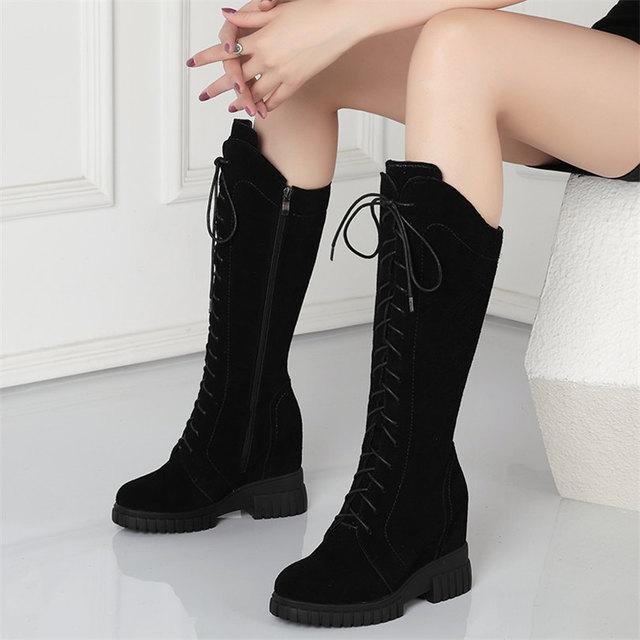 Фото туфли лодочки женские черные на шнуровке телячья кожа высокий цена