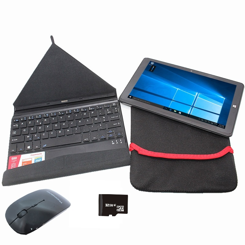 New Arrival Sales ! G1 8.9 inch Tablet PC  1GB DDR+32GB  Windows 10 With Original Dock Keyboard Case 32G Card  Sleeve Case Mouse