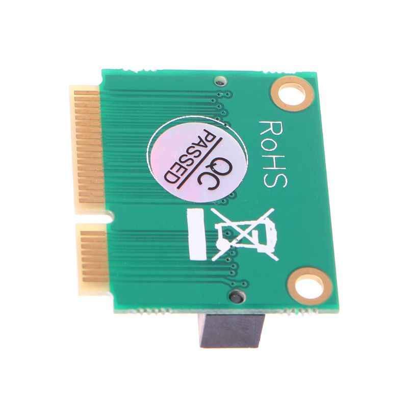 Mini PCI-E/mSATA Adapter Vertikale Installation Konverter für 3G/4G WWAN LTE GPS