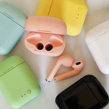Mini TWS Wireless Earphones Bluetooth 5.0 Earphone Matte Earbuds Headset Wireless Headphones for xiaomi iphone Charging Box