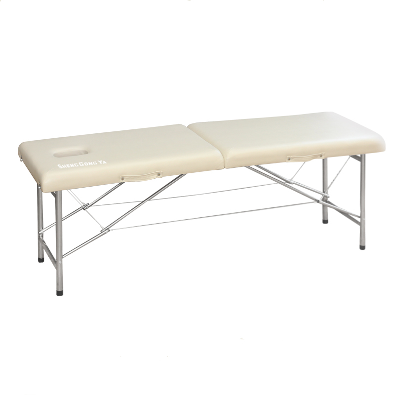 Folding Massage Bed Portable Portable Household Beauty Bed Embroidery Massage Therapy Of Traditional Chinese Medicine