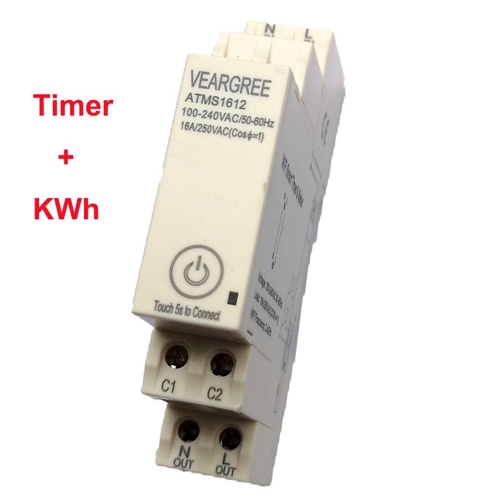 Amos digital timer plug programmable digital timer switch 16a