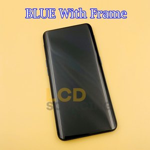 Image 2 - New LCD Display For OPPO Find X LCD Screen with Touch Panel Digitizer Assembly Repalcement Part For Findx 100% Test with Frame