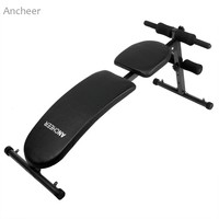 Ancheer Dumbbell Fitness Strength Home Gym Adjustable Weight Flat Decline Incline Integrated Fitness Equipments