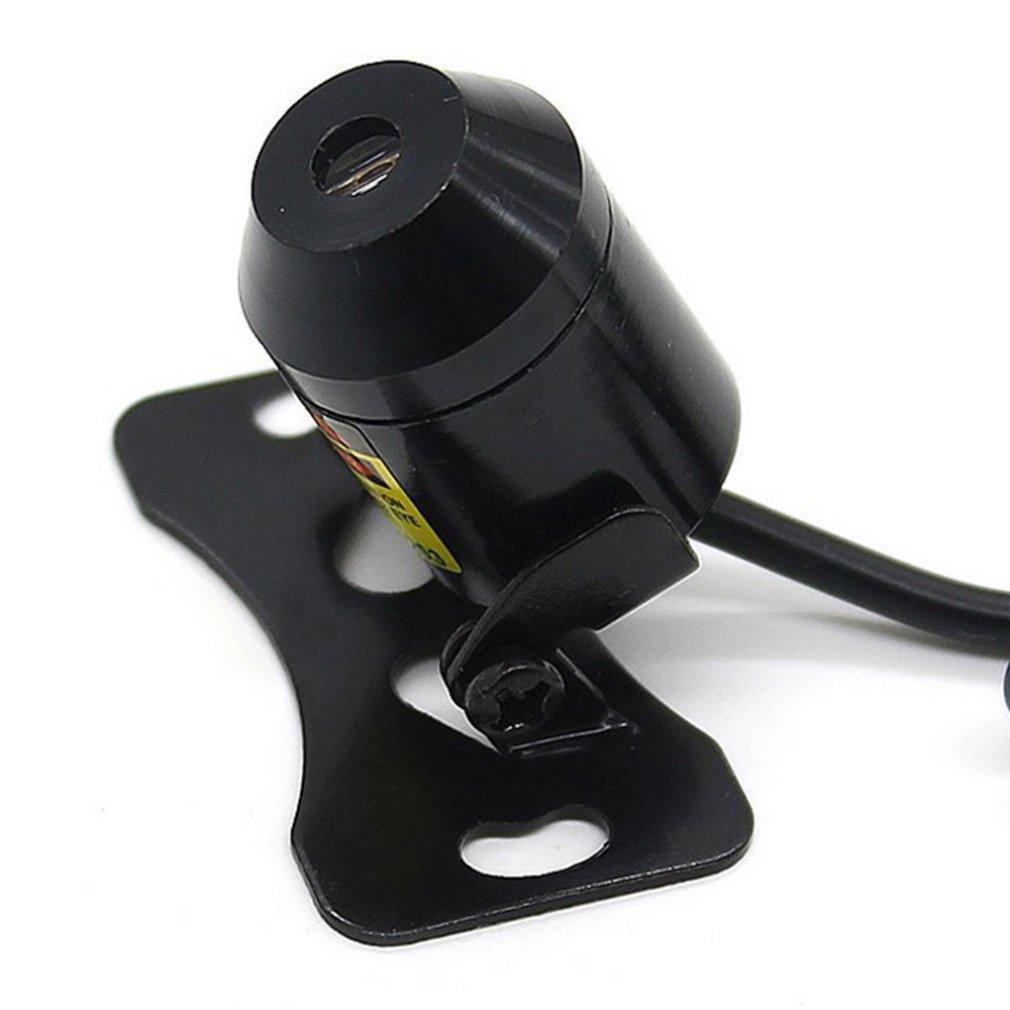 Универсальный мотоциклетный задний лазерный задний противотуманный фонарь с защитой от столкновений автомобильный стоп-сигнал предупреж...