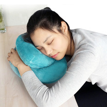 Simanfei Napping Pillow Soft Skin-friendly Sleeping Octopus Shape Office Home Multifunction Plush Back Cushion Hand Rests