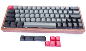 Image 2 - NPKC PBT Keycaps for GH60 XD60 XD64 DZ60 GK61 GK64 Fit with Cherry MX Switches of Mechanical Keyboards Free Shipping