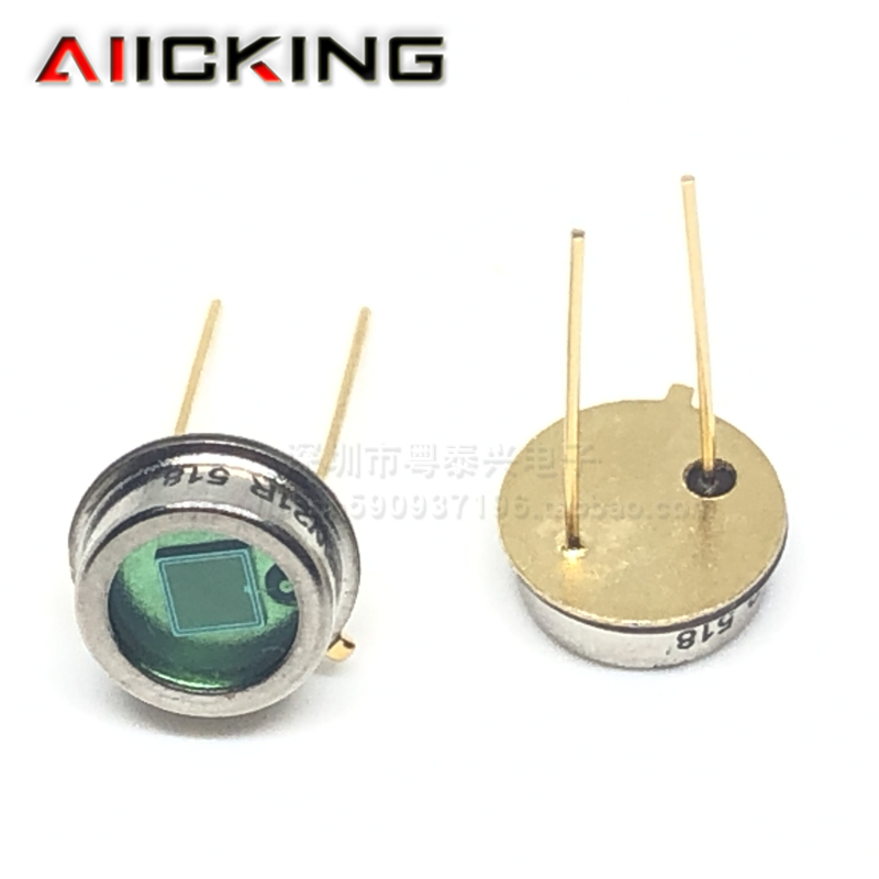 5/PCS BPW21R BPW21 Photodiode Wavelength 565nm Silicon Photocell Angle Of View 100° Original Import