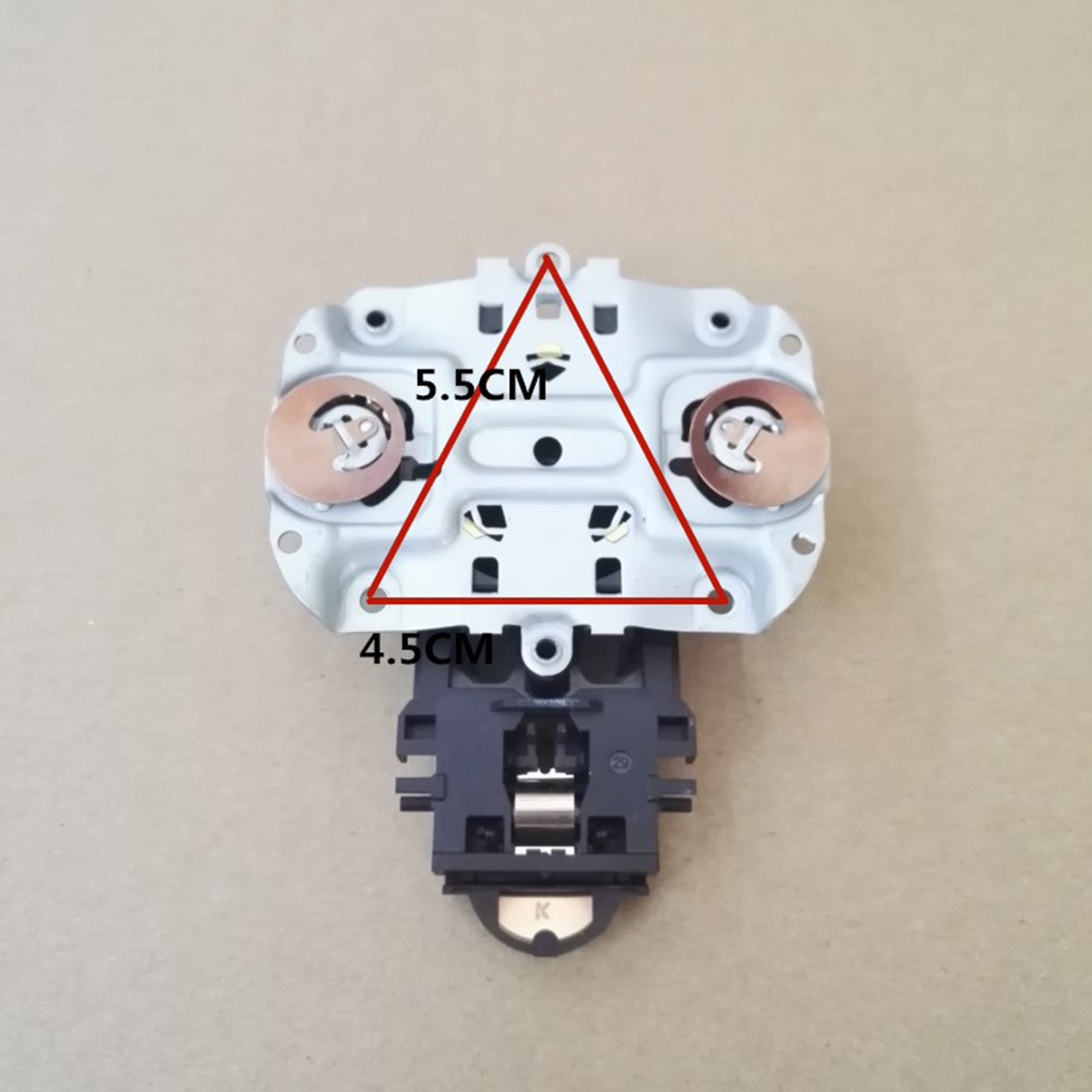 1pc Thermostat U1855 Coupler STRIX Temperature Control Steam Switch For Media Supor Electric Kettle Repair Part