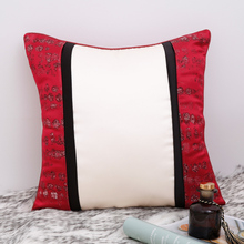 Luxury pillows home decor sofa seat cushion cover patchwork home decor pillow case cusions covers for sofa