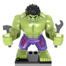 Marvel Hulk Figures 2019 New Big Super Heroes Figuras Hulk Avengers Hulk Figurines Toys For Boys indestructible hulk volume 2