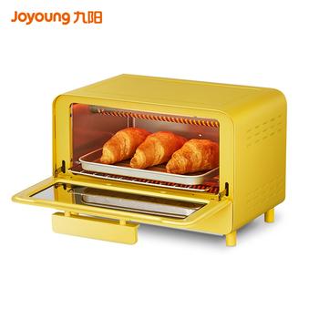 220V Joyoung 12L piekarnik elektryczny gospodarstwa domowego mały wielofunkcyjny automatyczny minipiekarnik do pieczenia na parze i pieczenia zintegrowany tanie i dobre opinie OLOEY CN (pochodzenie) Elektryczne STAINLESS STEEL 800 w Oven KX12-J87 220 v Pojedyncze Yellow White Brown Galvanized sheet
