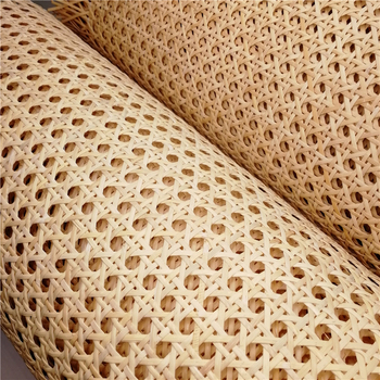 1 Foot 40CM Natural Indonesian Real Rattan Wicker Cane Webbing Furniture Chair Table Repairing Material