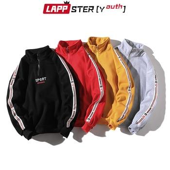 Sport Zipper Hoodies Men   3