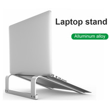 Aluminum Alloy Folding Notebook Laptop Stand 11-17 inch For Macbook Pro Lapdesk Non-slip