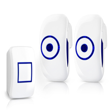 Wireless Doorbell Intelligent Electronic Pager Home