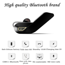 Bluetooth Earphones Business Mini Free Bill of Lading Side Stereo Wireless Headset