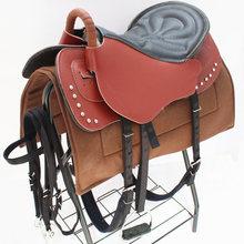 Аксессуар для лошадей одеяло сиденья полный комплект жгут верховой