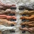 Neue Crinkle blase chiffon hijab schal schals muslimischen mode plain wraps stirnband lange schals/schal 180*70cm 10 teil/los