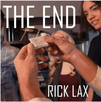 The End by Rick Lax  magic tricks- (magic instruction ) gypsy queen by asi wind magic tricks