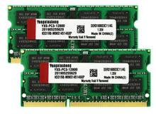 Yongxinsheng – mémoire de serveur d'ordinateur portable, modèle DDR3L, capacité 4 go 8 go, fréquence d'horloge 1600MHz, RAM Non ECC 1.35V, broches 204Pin, so-dimm, CL11, Non tamponnée