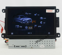Quad core 1024*600 HD screen Android 7.1 Car DVD GPS radio Navigation for Audi A4 S4 A5 S5 Q5 with 4G/Wifi DVR OBD mirror link