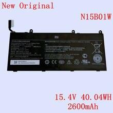 Новый оригинальный литий ионный аккумулятор для ноутбука n15b01w