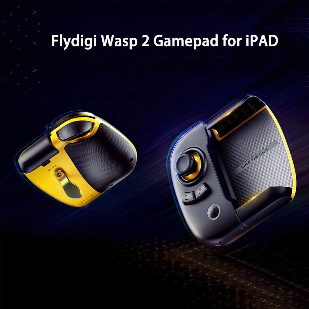 Gran oferta de mando Flydigi Wasp 2 bluetooth para iPAD, tableta, mando de una mano, Mando de mando, Joystick para PUBG Mobile Game YAOSE PG-107 Wifi Gsm sistema de alarma de seguridad para el hogar App Control remoto sensor de ventana con 1080P Cámara Bluetooth inteligente de alarma