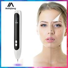 Eraser Mole-Removal-Machine Skin-Care-Tool Plasma-Pen Salon Tattoo-Freckle-Remover 12-Level
