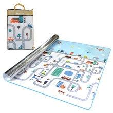 Детский Игровой Коврик развивающий коврик для ползания Развивающие