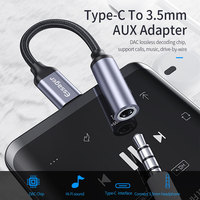 Essager Type c to 3.5mm Jack Headphone Adapter Cellphones & Telecommunications