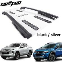 Phong Cách Ban Đầu Mái Đường Sắt Mái Giá Để Mitsubishi L200 Triton, Đảm Bảo Hài Lòng Chất Lượng, Làm Đặc Nhôm, Xuất Sắc Tranh