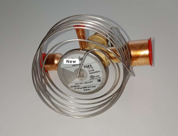 Thermostatische Expansieventiel Tges 067N6154 7.5TR 26KW R404A/R507