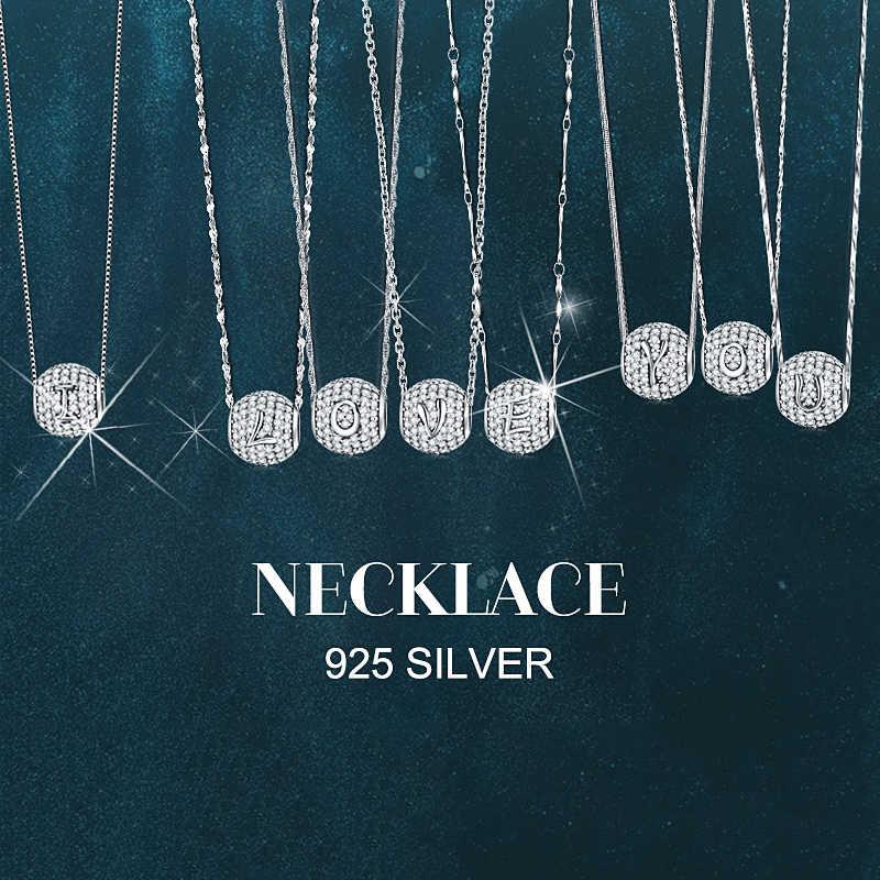 Dalaran ajustável corrente básica original 100% 925 prata esterlina colar para as mulheres verão autêntico moda luxo jóias presente