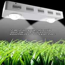 Led Light Grow 200W Full Spectrum COB LED Grow Light for Plants (White EU Plug) Led Grow Light Full Spectrum(China)