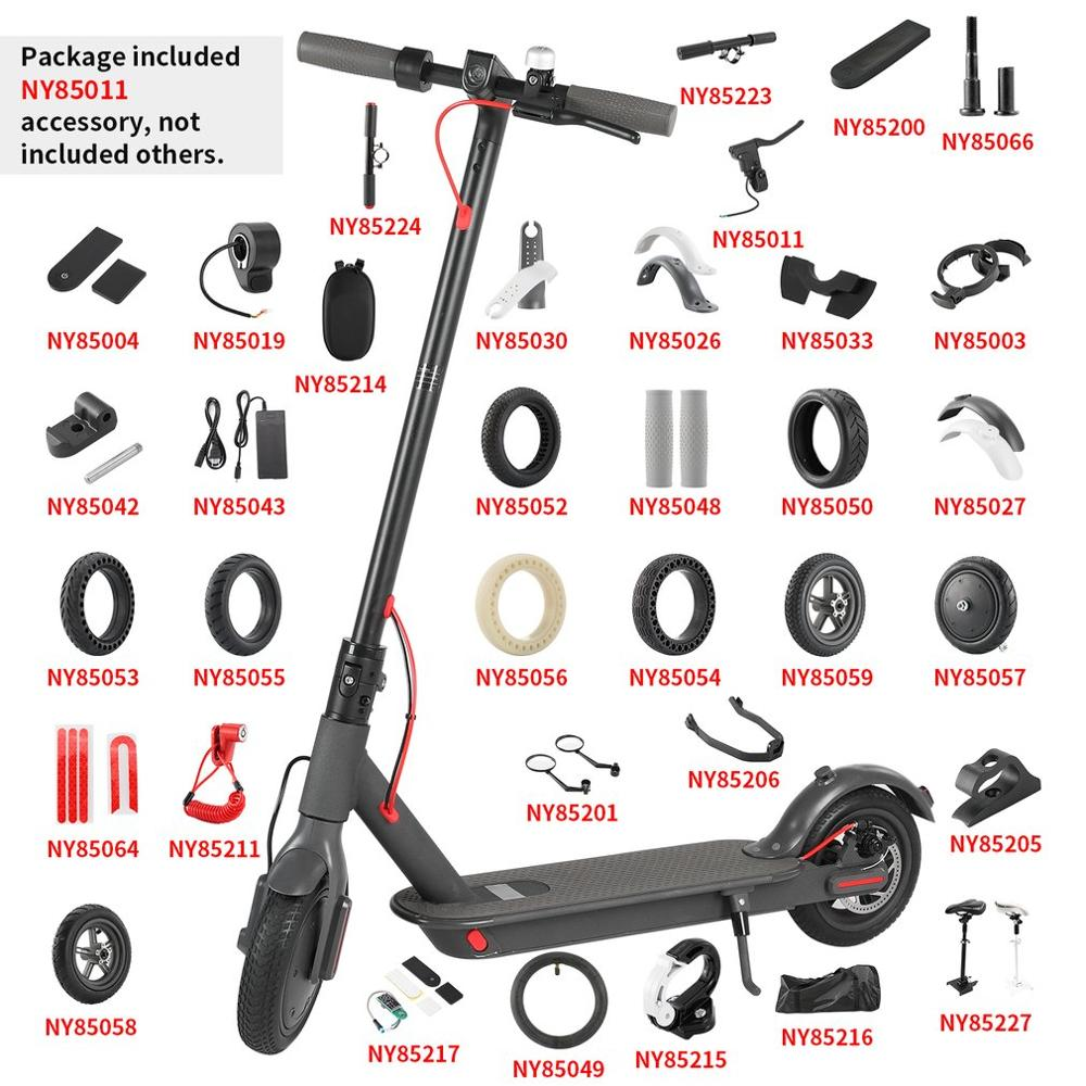 For Xiaomi Mijia M365 Scooter Spare Repair Parts Accessoires